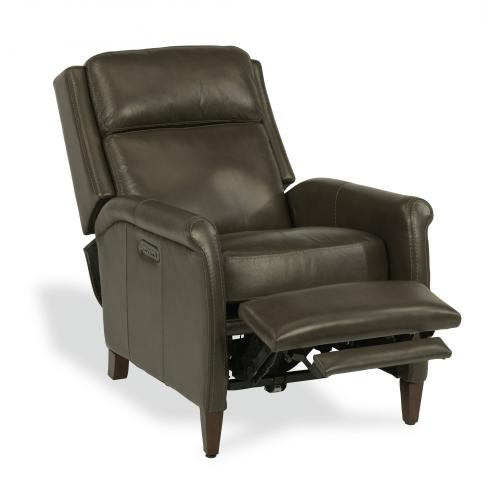 Adele Power High-Leg Recliner with Power Headrest