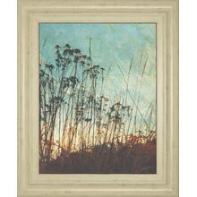 """Wild Grass"" By Amy Melious Framed Print Wall Art"