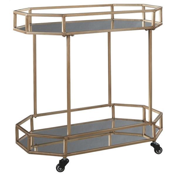 See Details - Daymont Bar Cart