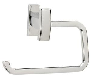 Arch Single Post Tissue Holder A7566 - Unlacquered Brass Product Image
