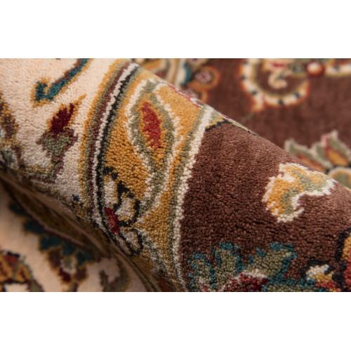 Persian Garden Pg-01 Cocoa - 5.0 x 8.0