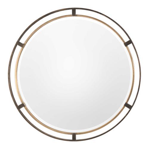 Carrizo Round Mirror