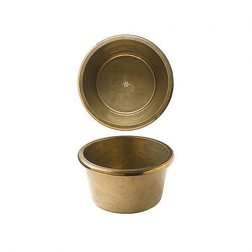 Bar Sink - SK215 White Bronze Dark