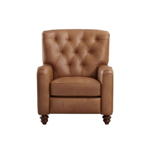Push Back Recliner in Sergio Linen