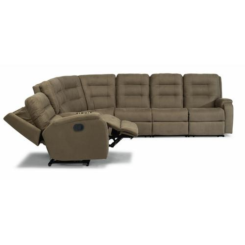 - Arlo Reclining Sectional