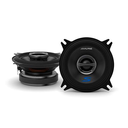 "4"" Coaxial 2-Way Speaker Set"