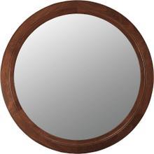 Hawkins Round Mirror