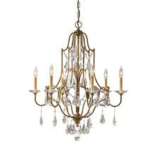 Valentina Medium Chandelier Oxidized Bronze