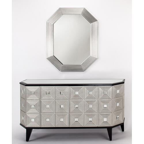 "Cabinet with 4 Doors 65.5x16x36"""