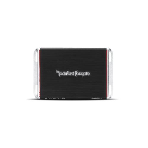 Rockford Fosgate - Punch 400 Watt Full-Range 4-Channel Amplifier