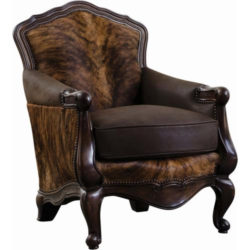 Leather Versailles Chair