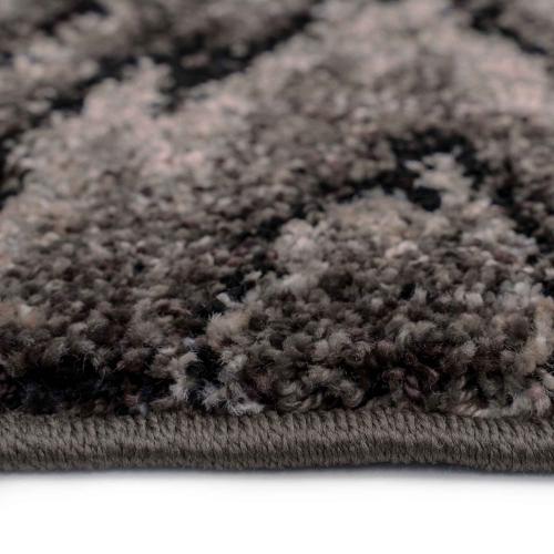 "Capel Rugs - Mineral-Flamestitch Granite - Rectangle - 3'11"" x 5'6"""