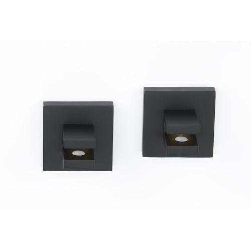 Contemporary II Shelf Brackets A8450 - Matte Black