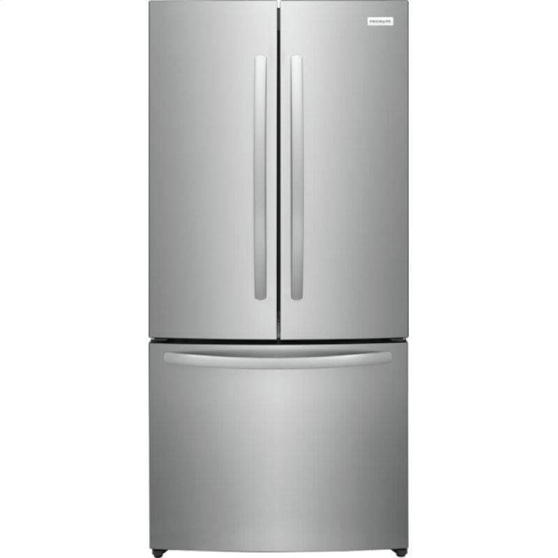 17.6 Cu. Ft. Counter-Depth French Door Refrigerator