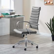 See Details - Jive Highback Office Chair in Gray