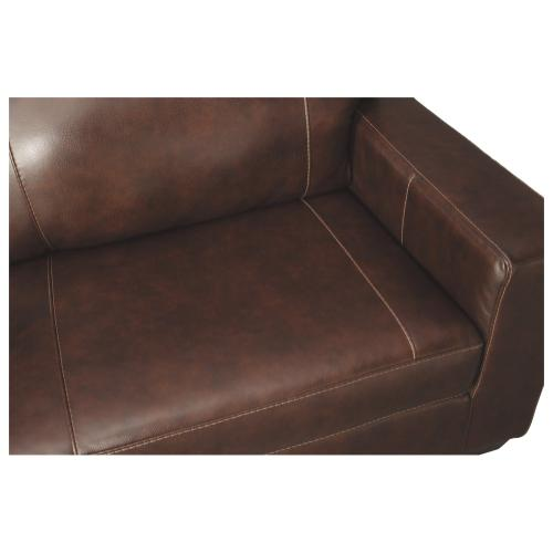 Morelos Leather Sofa