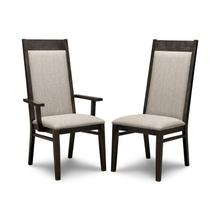 View Product - Steel City Padded Back Side Chair in Fabric