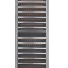 JC-428B2EQ Dual Zone 156 Bottle Wine Cooler