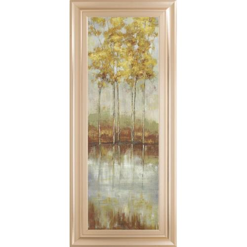 """""""Reflections Il"""" By Allison Pearce Framed Print Wall Art"""