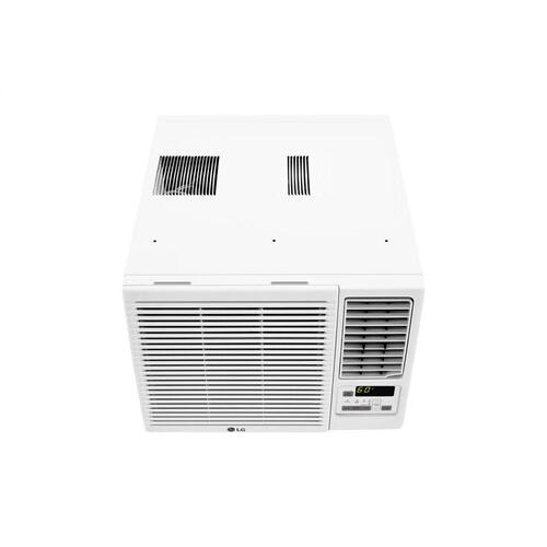 12,000 BTU Window Air Conditioner, Cooling & Heating