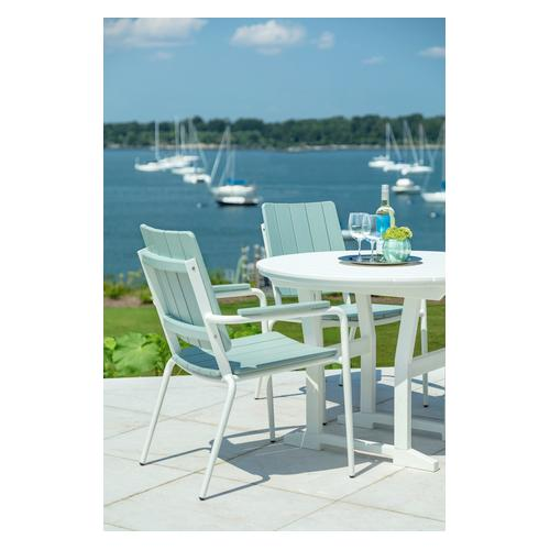 Seaside Casual - Hip Dining Arm Chair (410)
