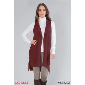 Tied Up Sweater Vest - XXL (3 pc. ppk.)