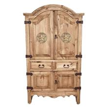 See Details - Small Sierra Armoire W/ Star
