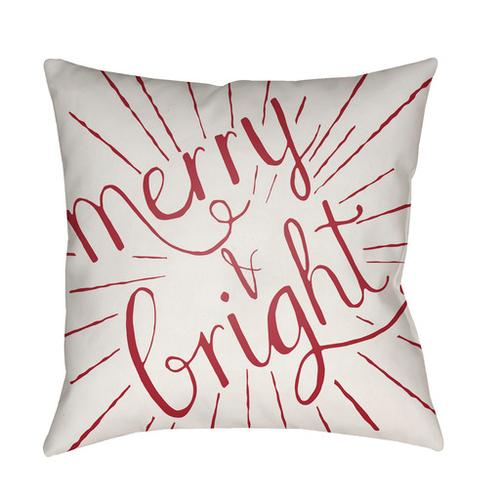 "Merry and Bright HDY-121 18""H x 18""W"