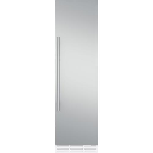 "24"" Fully Integrated Refrigerator or Freezer- Euro Stainless Steel Door Panel Kit"