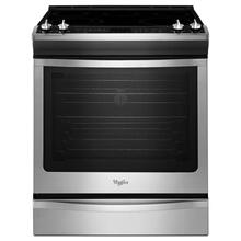 See Details - 6.2 cu. ft. Front-Control Electric Range with True Convection
