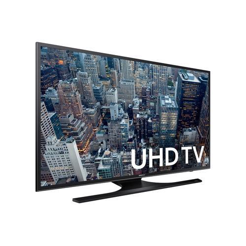 """Samsung - 75"""" Class JU6500 4K UHD Smart TV"""
