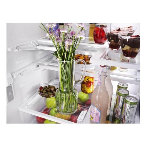 20 Cu. Ft. Standard-Depth French Door Refrigerator, Architect® Series II - Stainless Steel