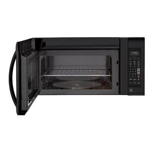 LG - 2.0 cu. ft. Over-the-Range Microwave Oven with EasyClean®