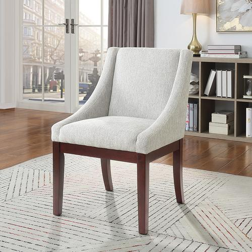 Monarch Dining Chair In Smoke