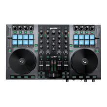 See Details - 4-Channel Virtual DJ Controller