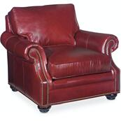Bradington Young Warner Stationary Chair 8-Way Tie 220-25
