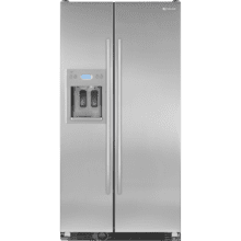 "See Details - 69""(h)Cabinet Depth Side-By-Side Refrigerator with Dispenser Refrigeration Jenn-Air"