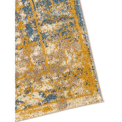 Sanya Sna-4 Blue Gold