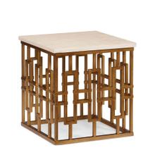 Chicklet End Table