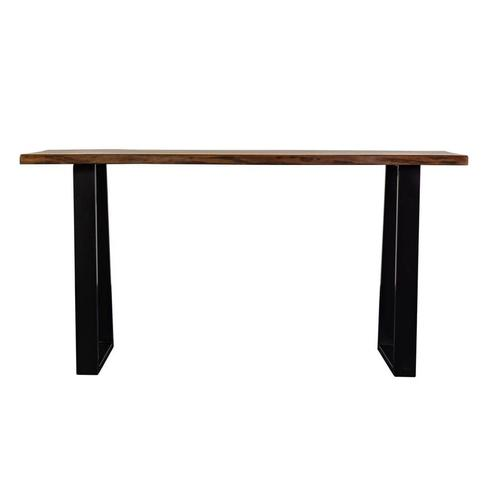 Manzanita Harvest Console Table with Different Bases, VCS-CS58H