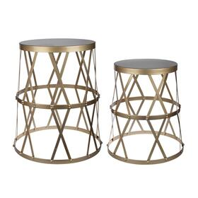 S/2 Accent Tables