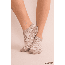 Heathered Diamond Ankle Socks (12 pc. ppk.)