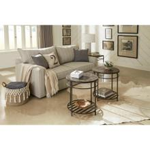 See Details - Hillcrest - Chairside Table - Cardamom Finish