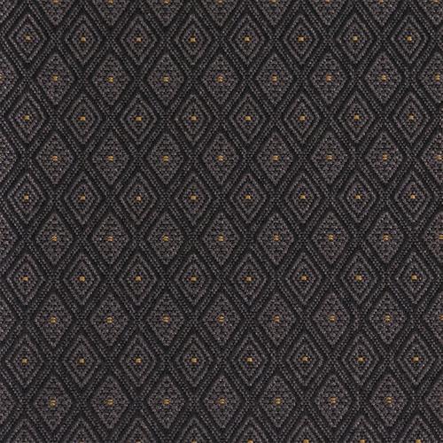 Flash Furniture - HERCULES Series 18.5''W Church Chair in Bedford Ironside Fabric - Gold Vein Frame