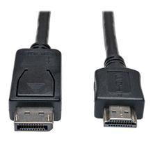 See Details - DisplayPort to HDMI Adapter Cable (M/M), 6 ft. (1.8 m)