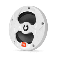 "See Details - Club Marine MS65LW 6-1/2"" (160mm) two-way marine audio speaker with RGB lighting - White"