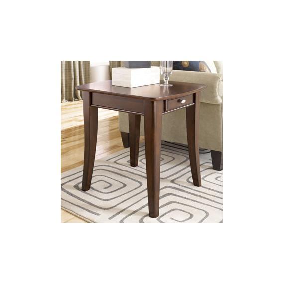 Hammary - Rectangular End Table