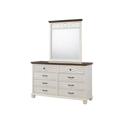 1058 Bellebrooke Dresser with Mirror