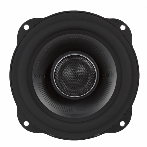 "MM1 Series 5.25"" Coaxial Speakers with Ultra-Marine Certification in Black and Silver"