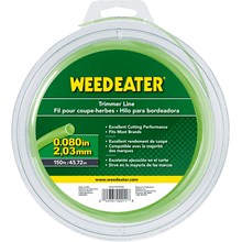 "Weed Eater Trimmer Lines .080"" x 150' Round Trimmer Line"